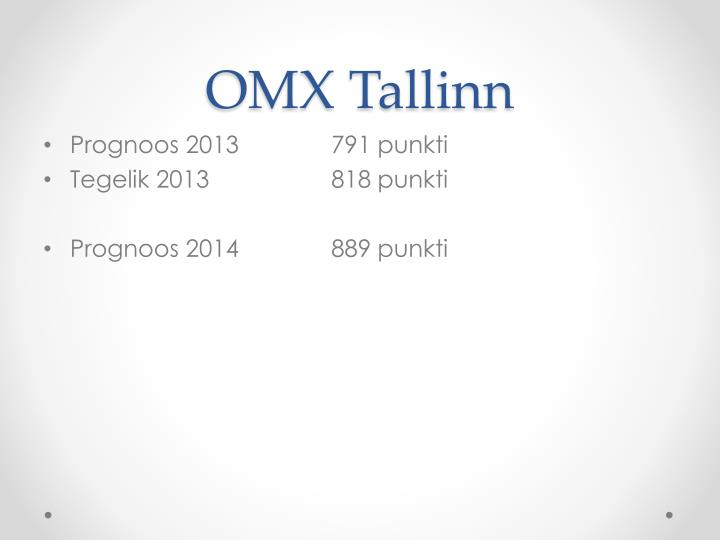 OMX Tallinn