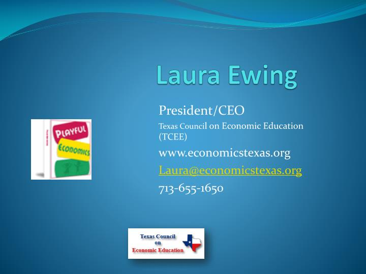 Laura Ewing