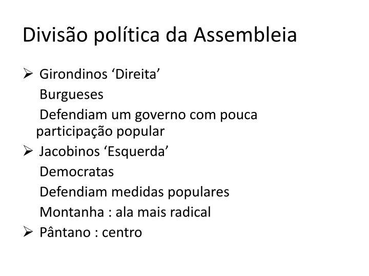 Divisão política da