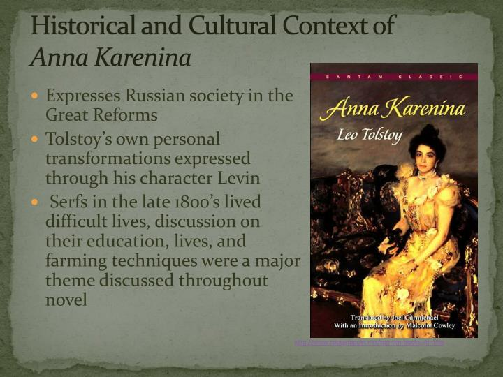 Historical and Cultural Context of