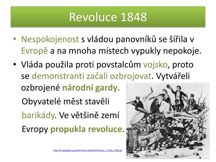 Revoluce 1848