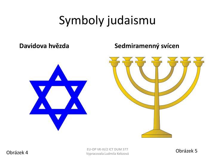 Symboly judaismu