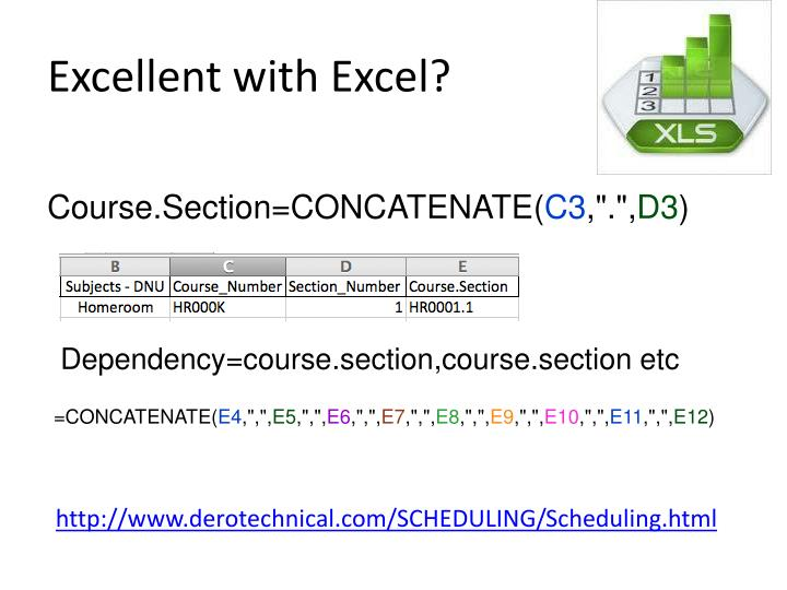 Excellent with Excel?