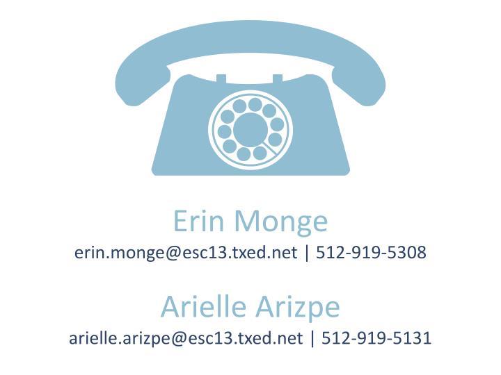 Erin Monge