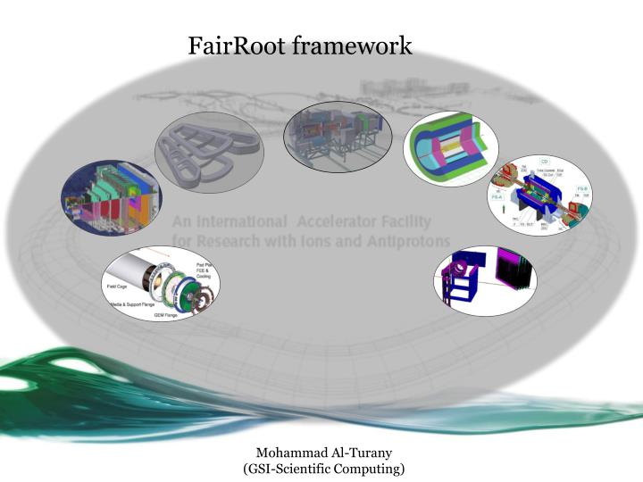 Fairroot framework