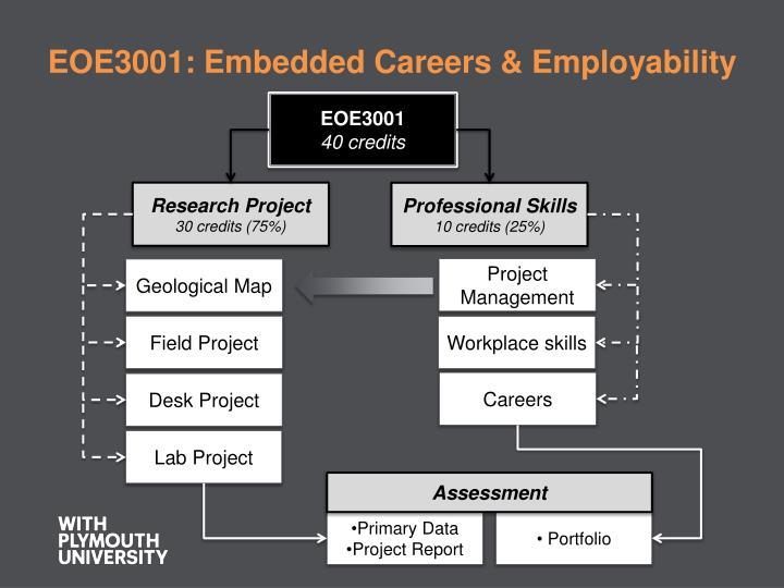 EOE3001: Embedded Careers & Employability