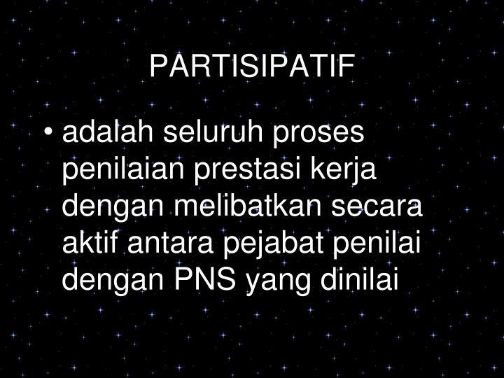 PARTISIPATIF