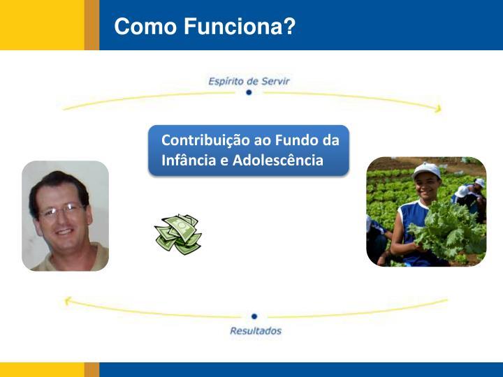 Contribuição ao Fundo da Infância e