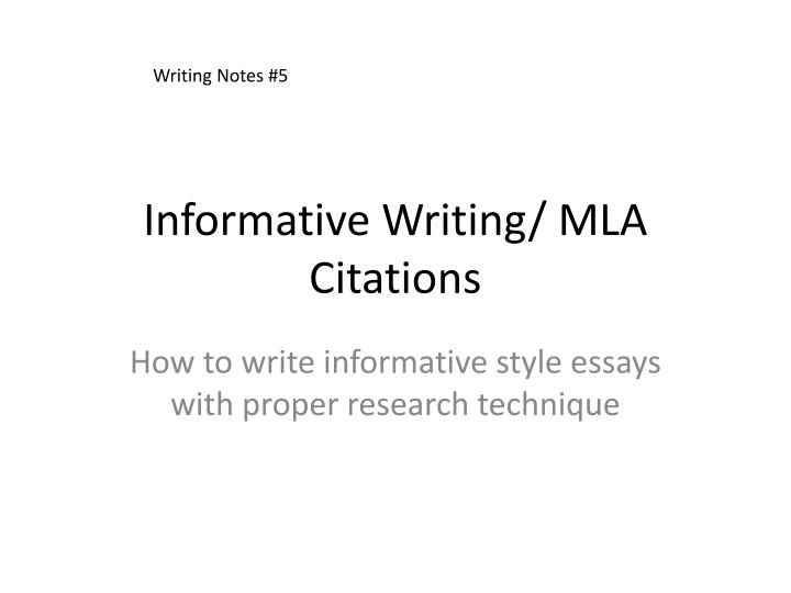 informative essay mla When you use a browser, like chrome, it saves some information from websites in its cache and cookies clearing them fixes certain problems, like loading or formatting issues on sites.