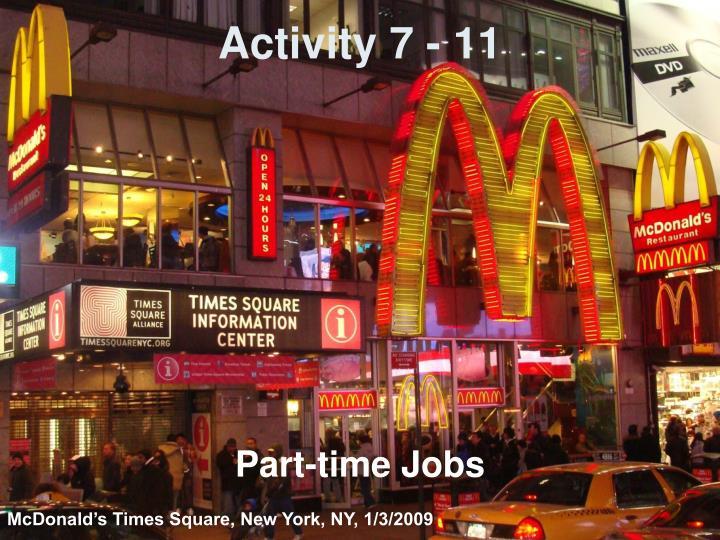 Activity 7 - 11