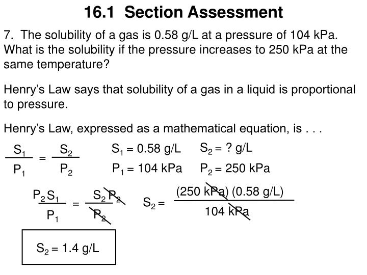 henrys law equation relationship