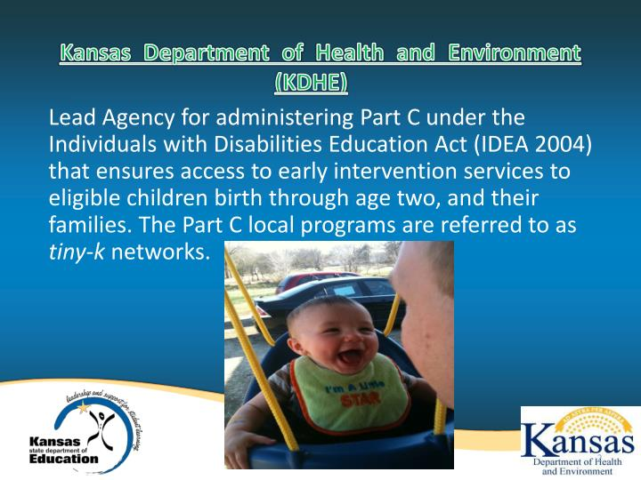 Kansas department of health and environment kdhe
