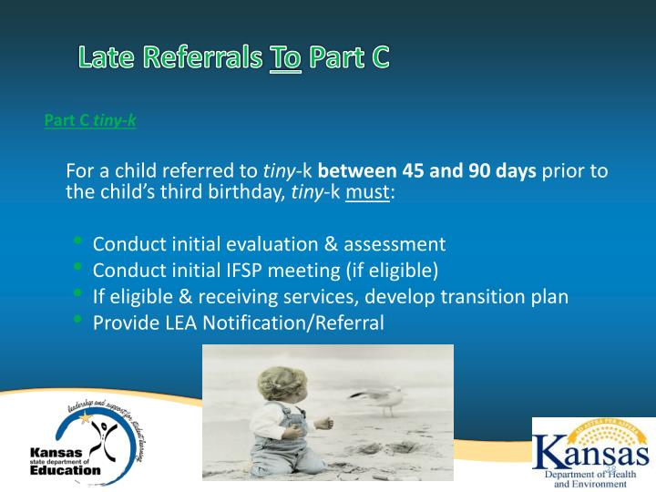 Late Referrals