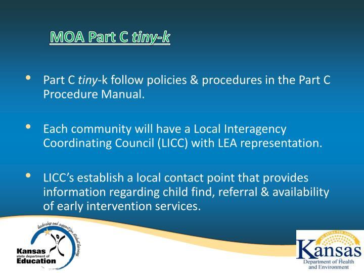 MOA Part C
