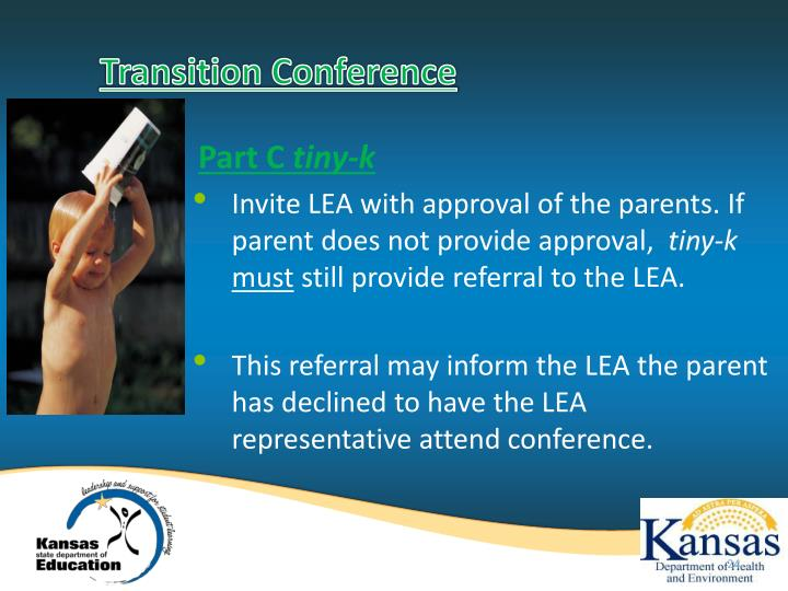 Transition Conference