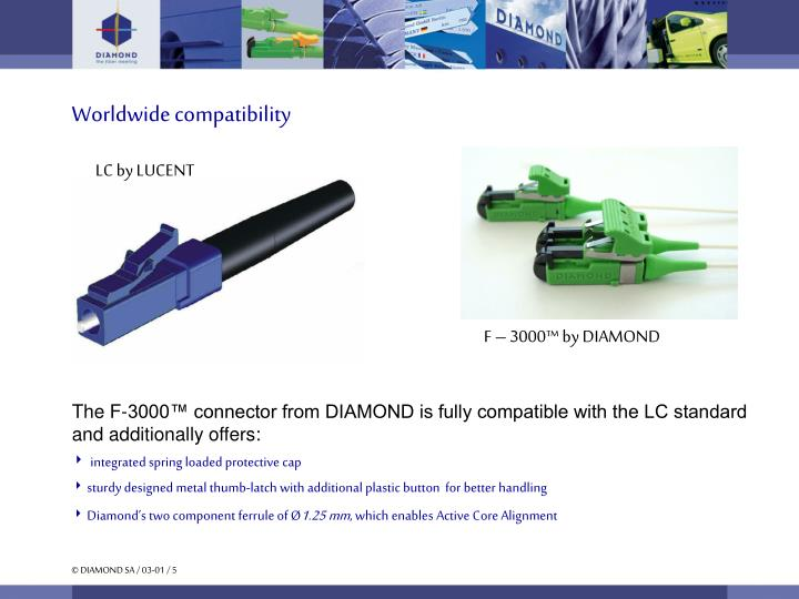 Worldwide compatibility
