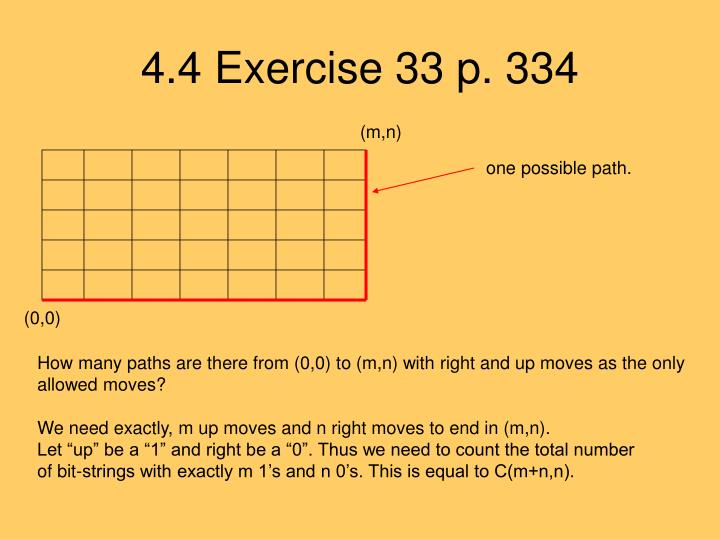 4.4 Exercise 33 p. 334