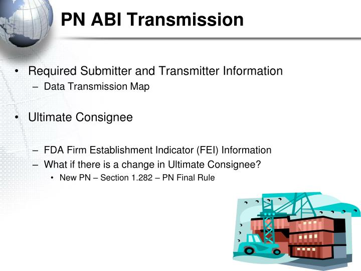 PN ABI Transmission