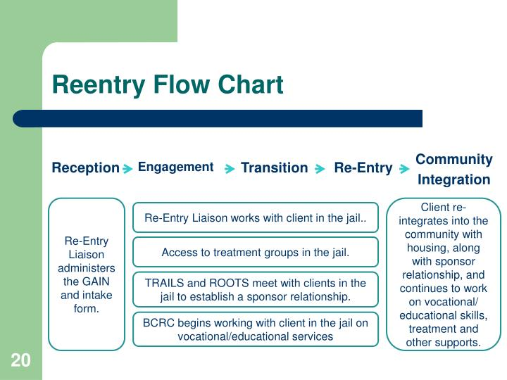 Reentry Flow Chart