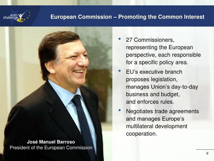 European Commission –
