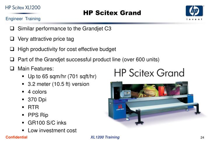 HP Scitex Grand