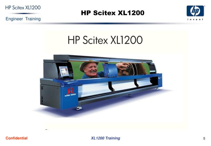 HP Scitex XL1200