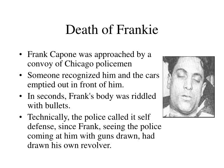 Death of Frankie