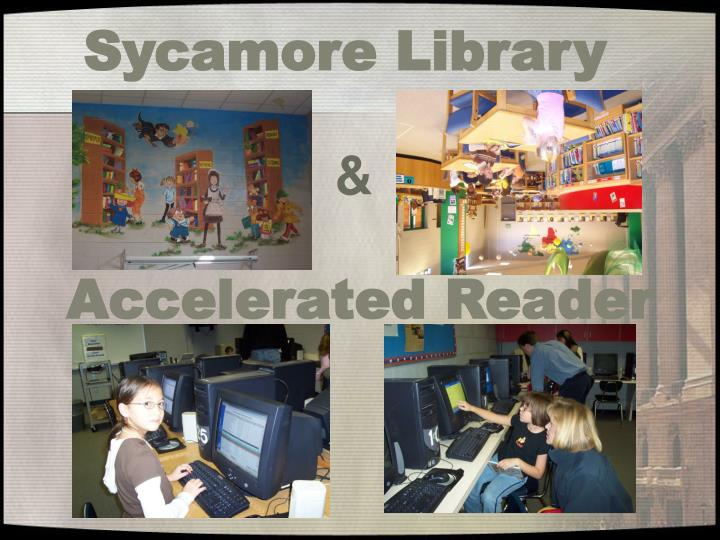 Sycamore library