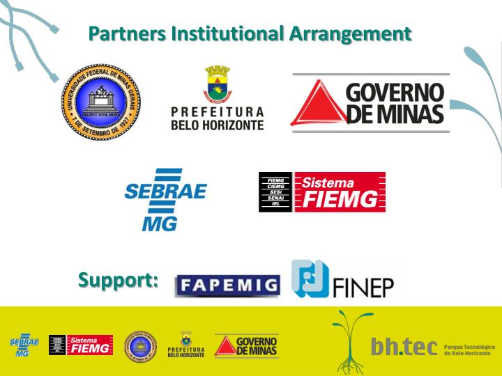 Partners Institutional Arrangement