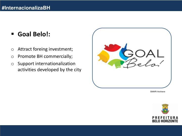 #InternacionalizaBH