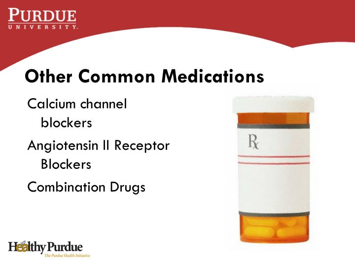 Other Common Medications
