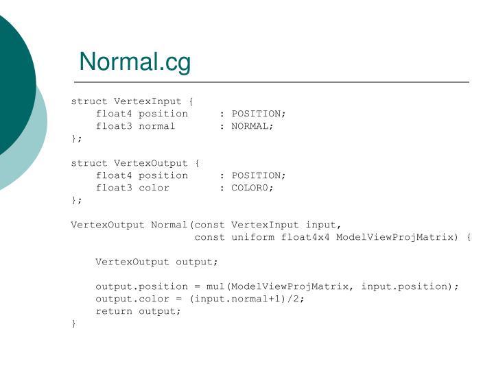 Normal.cg