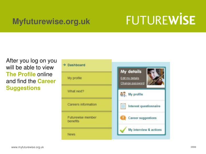 Myfuturewise.org.uk