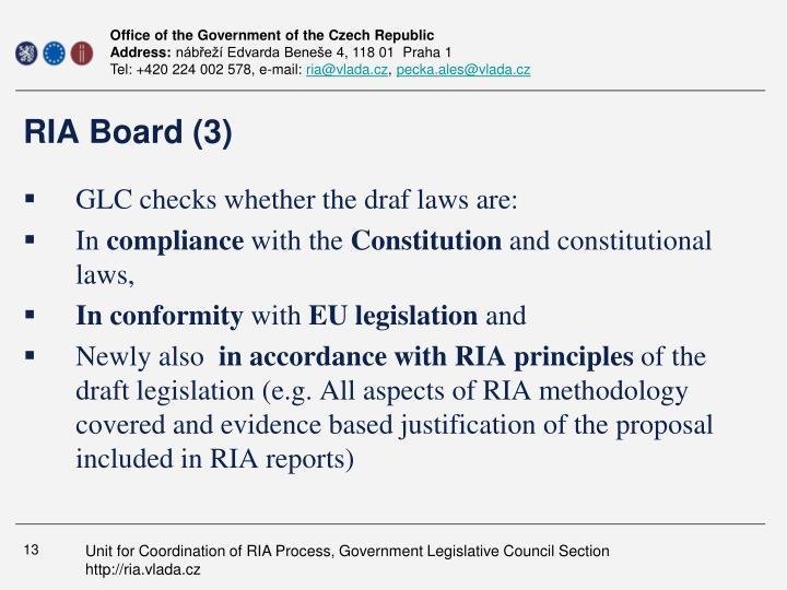 RIA Board (3)