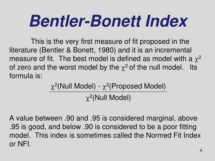 Bentler-
