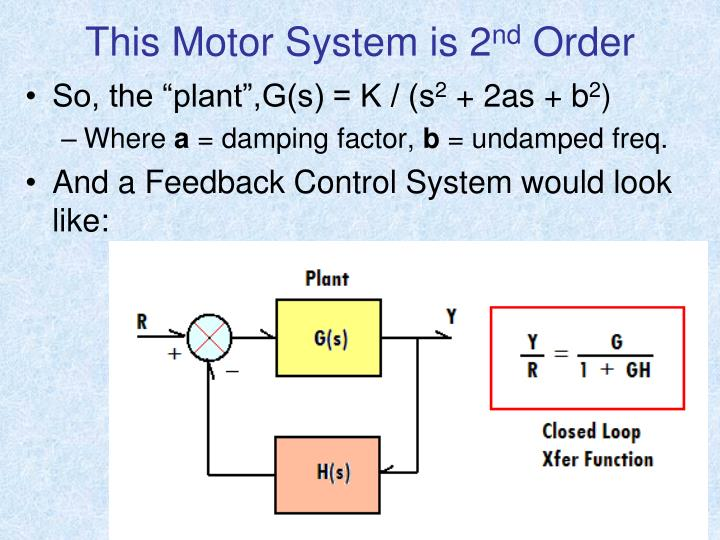 This Motor System is 2