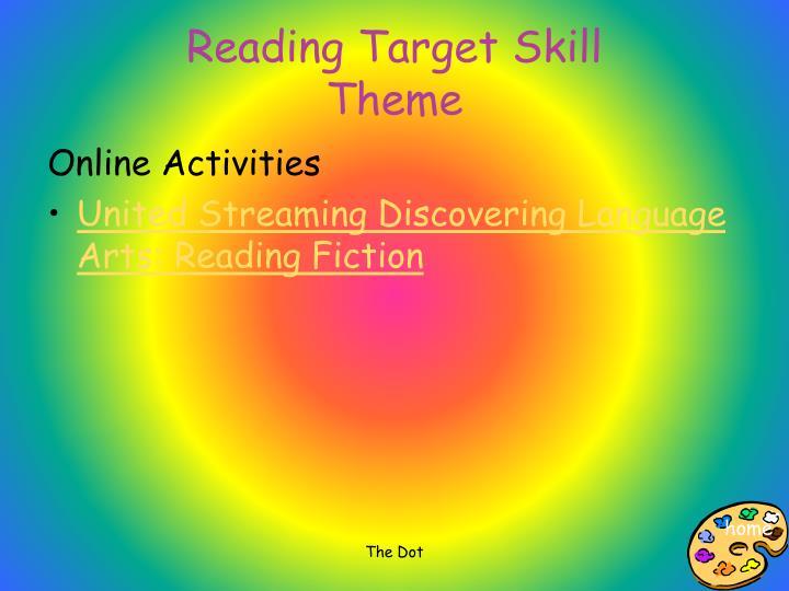 Reading Target Skill