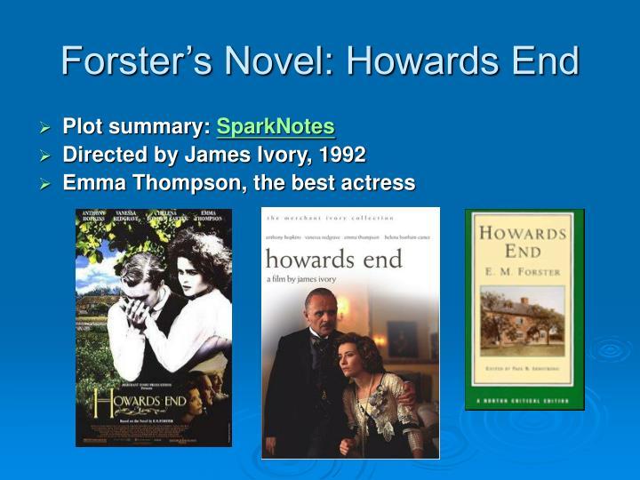 Forster's Novel: Howards End