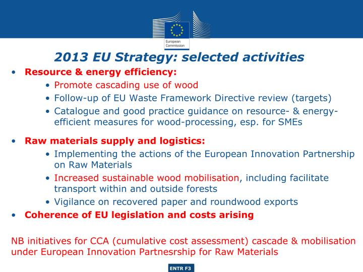 2013 EU