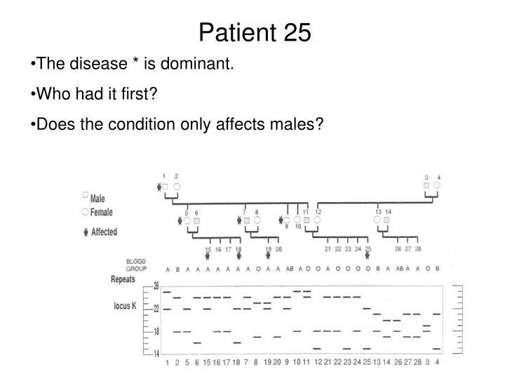 Patient 25