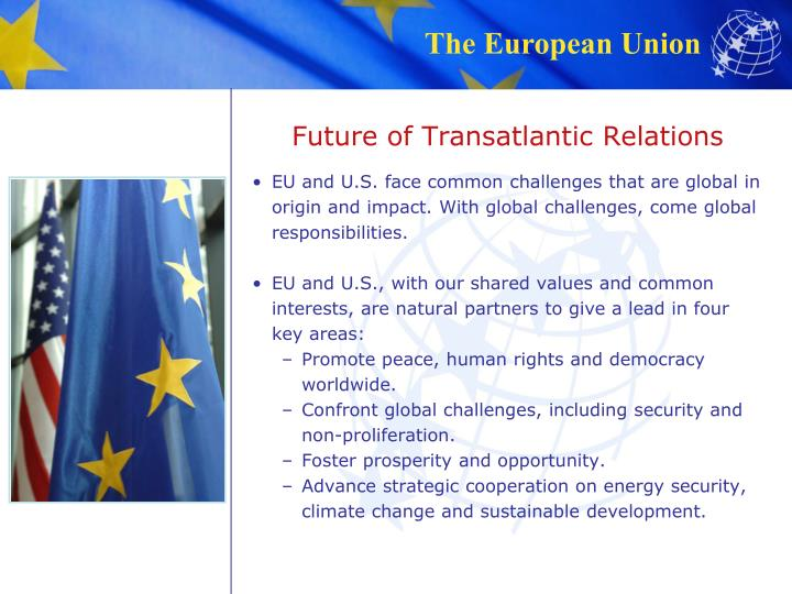 Future of Transatlantic Relations