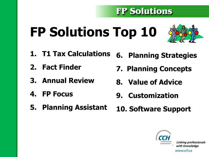 T1 Tax Calculations
