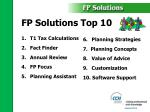 fp solutions top 10