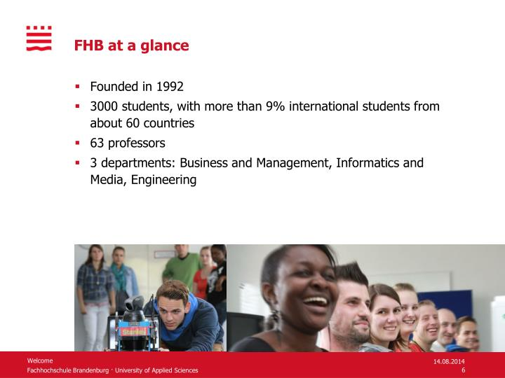 FHB at a glance