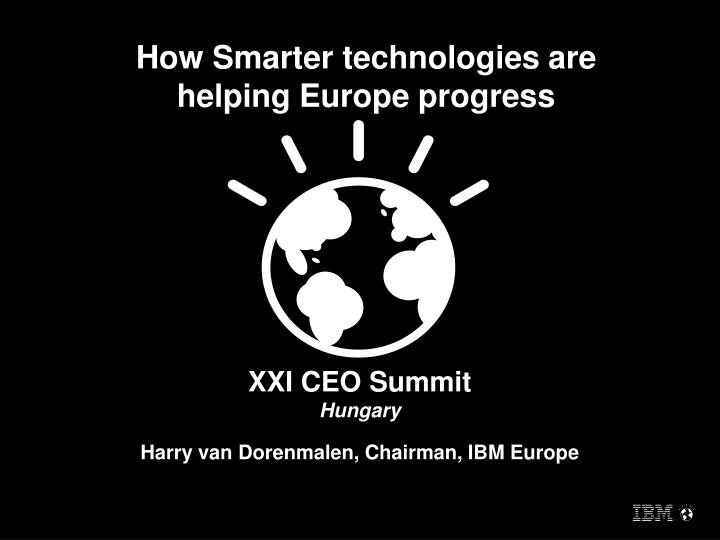 Xxi ceo summit hungary1
