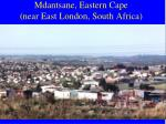 mdantsane eastern cape near east london south africa