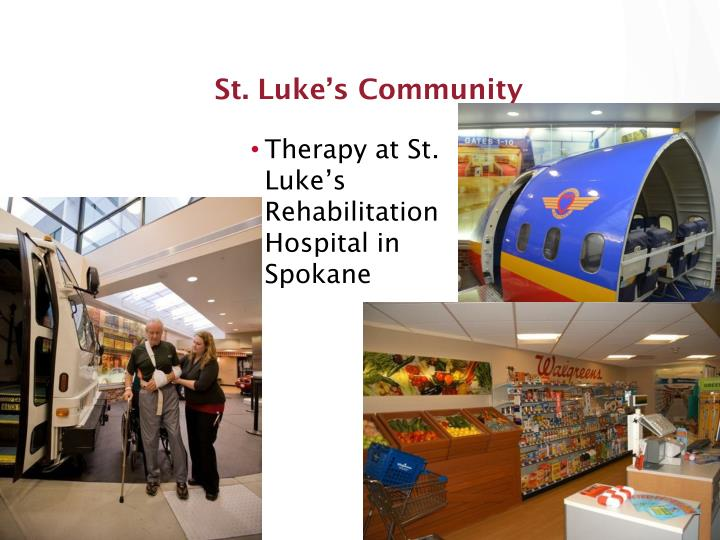 St. Luke's Community