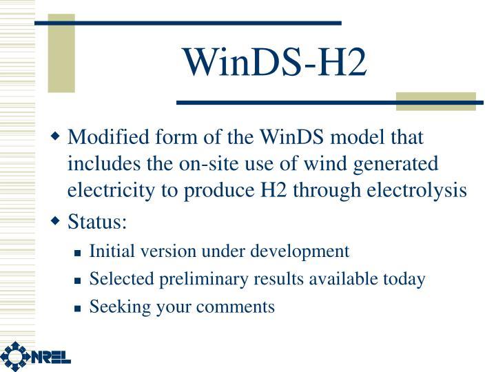 WinDS-H2