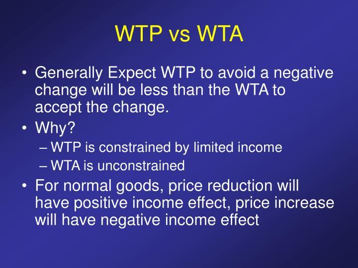 WTP vs WTA