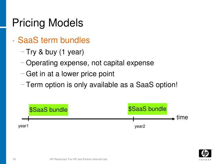 $SaaS bundle